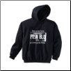 Plus Size USA Plate Pullover Hoodie Ash