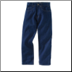 RIGID BLUE BASIC Relaxed Fit Jean