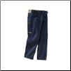RIGID BLUE WORK jean w/ suspender buttons