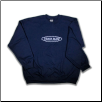 BARBED WIRE Crew Neck Navy