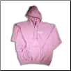 Plus Sized TOUGH AS NAILS Pullover Hoodie Pink