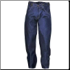 RIGID BLUE WORK jean w/o suspender buttons