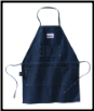 Rinsed Blue Work Apron