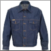 Plus Sized RIGID WESTERN Jacket