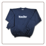 METAL CLASSIC Crew Neck Navy