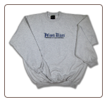Plus Sized METAL CLASSIC Crew Neck Ash