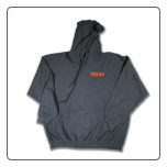 TOUGH AS NAILS Pullover Hoodie Charcoal
